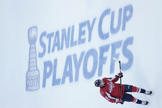 The NHL's Stanley Cup Playoffs last from April to June. It is no easy task to win.