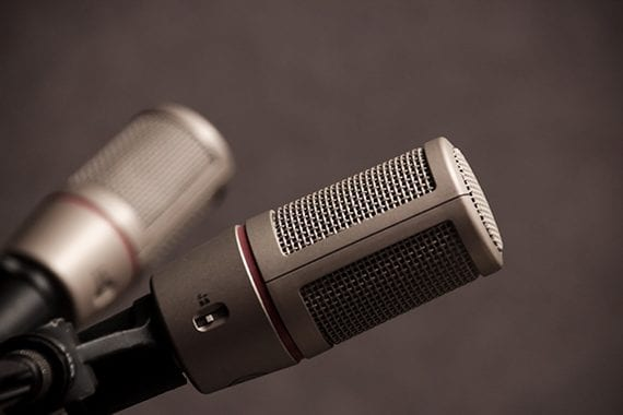 A podcast can help your business connect with consumers. <em>Photo by Gritte.</em>