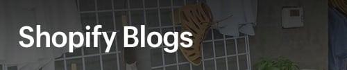 Shopify Blogs