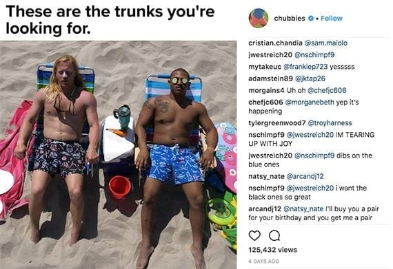 If Chubbies can do summer on Instagram, so can your business.