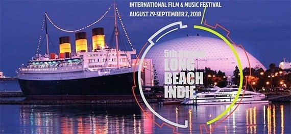 The 5th Annual Long Beach Indie could help connect your business and your content to the independent film and music industry. That might make for some interesting content.