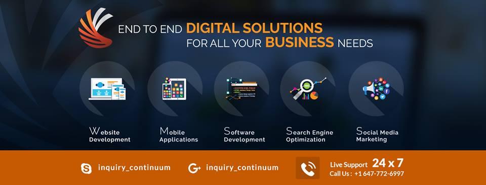 End-to-end digital solutions for ecommerce. <em>(Click to enlarge.)</em>