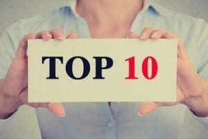 July 2018 Top 10: Our Most Popular Posts