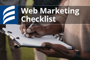 The Web Marketing Checklist: 40 Ways to Promote Your Website