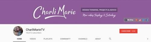 Charli Marie TV