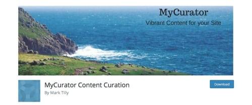 MyCurator