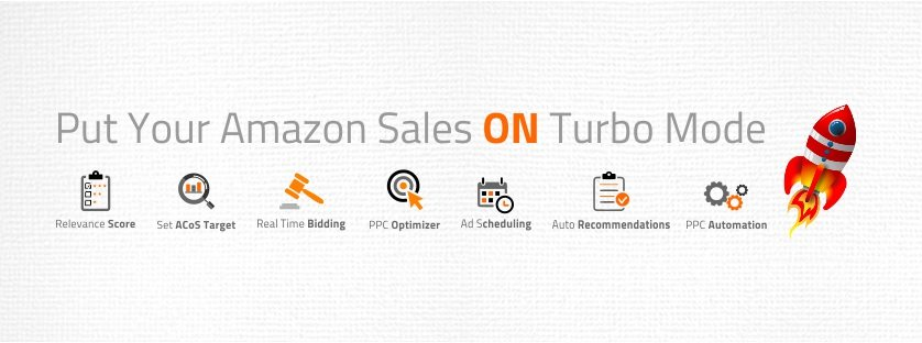 Manage, analyze, optimize, and automate Amazon sponsored product ads in one integrated tool. <em>(Click to enlarge.)</em>