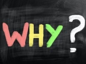 The 'why' of my company
