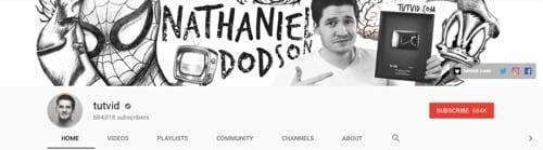 12 canales de YouTube para diseño y desarrollo 1