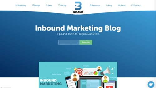 Bluleadz's Inbound Marketing Blog