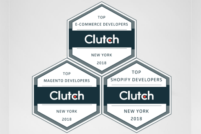 Redstage was named a leading ecommerce, Shopify and Magento developer in New York by Clutch, a third-party ratings and reviews platform that connects businesses with the service provider.