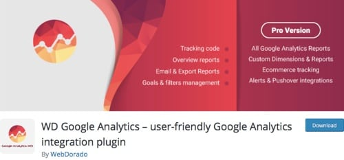 WD Google Analytics