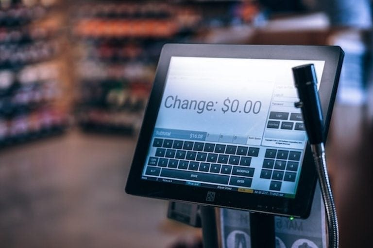 Echeck and payment processing for grocery stores.