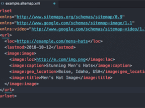 SEO: Include Images and Videos in Sitemaps