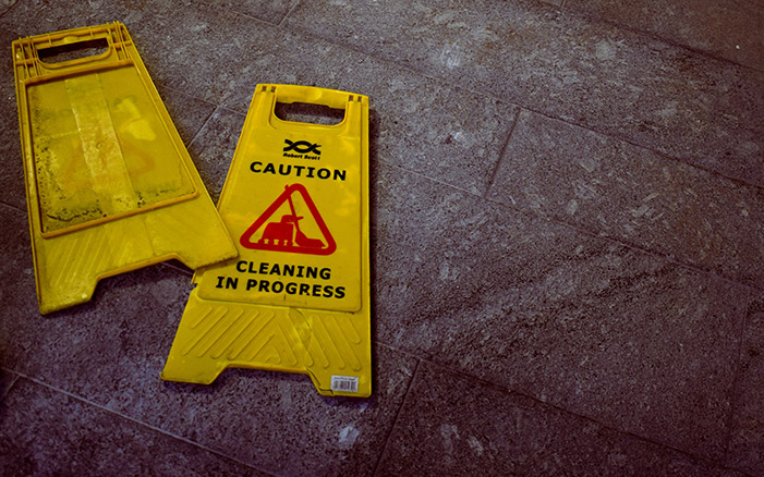 As a business grows and hires employees, it will need to get workers' compensation insurance. <em&gtImage: Oliver Hale.</em>