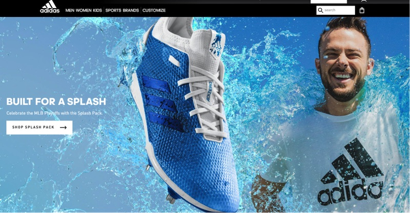 Adidas likely has two types of customers: fashion-forward consumers and outdoor enthusiasts.