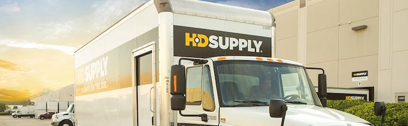 HD Supply, founded in 1974, is the third largest industrial distributor in the U.S. Roughly 60 percent of its sales come from ecommerce.