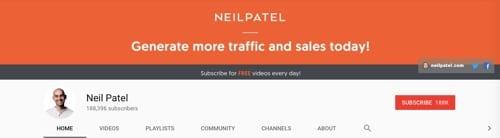Neil Patel