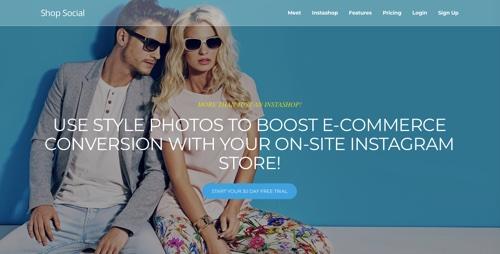 Shop Social