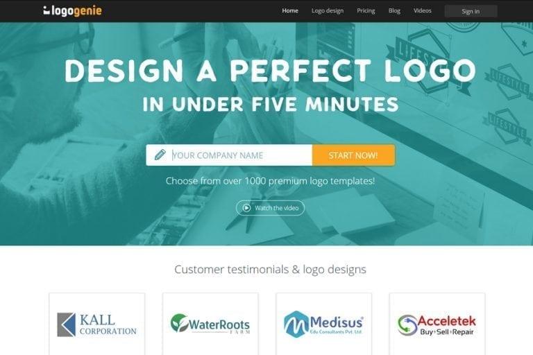 Design a logo for free.