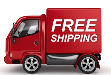 Find products with free shipping