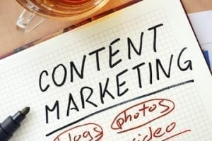 Creating a Content Marketing Strategy for Ecommerce
