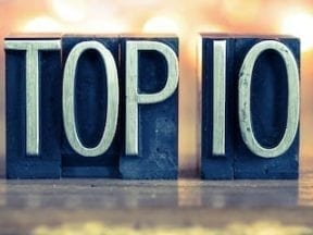 November 2018 Top 10: Our Most Popular Posts