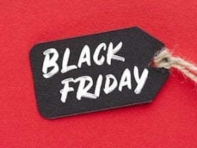 Black Friday bargains? Not from my business