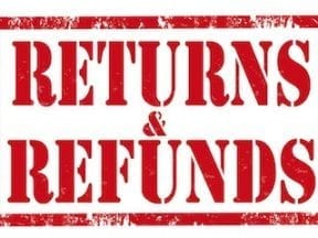 Why we changed our returns policy