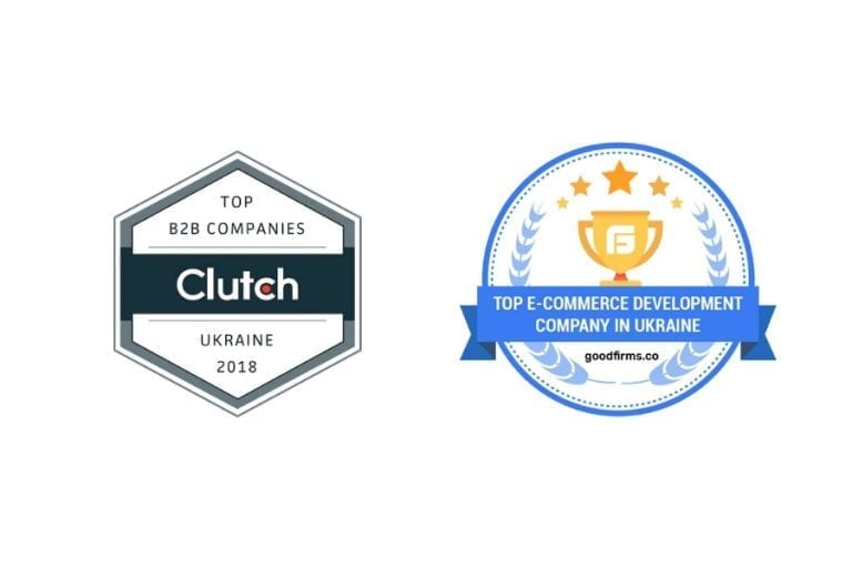 JetRuby Agency is included in the list of TOP B2B Service Providers in Poland and Ukraine, and recognized by GoodFirms for its ecommerce development services.