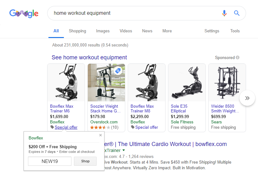 Setting Up 'Promotions' in Google Shopping | Practical Ecommerce
