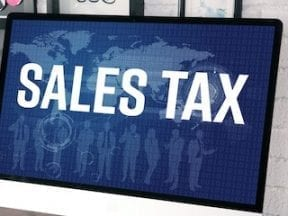 Sales Tax Status State by State for 2019