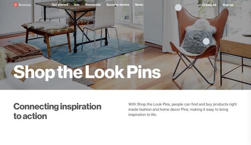 Pinterest's Shop The Look