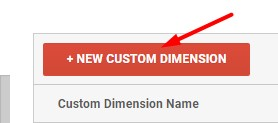 "Click ""New Custom Dimension."""