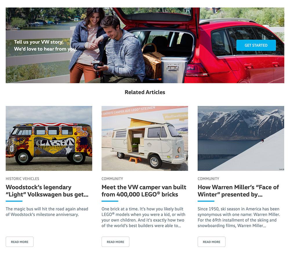The Volkswagen Community