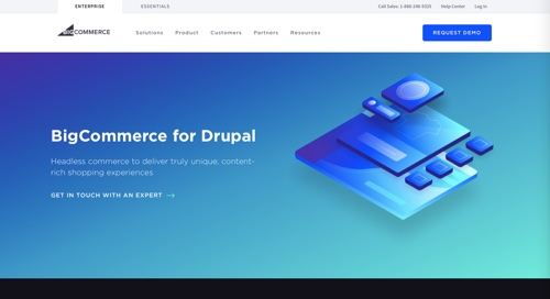 BigCommerce for Drupal