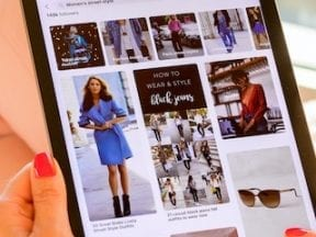 Do Not Neglect Pinterest for Fashion, Lifestyle Marketing