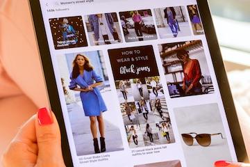 Do Not Neglect Pinterest for Fashion, Lifestyle Marketing