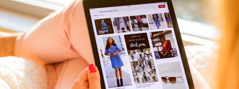 Pinterest has roughly 250 million monthly users. The platform is often overlooked by fashion and lifestyle marketers, which could be costly.