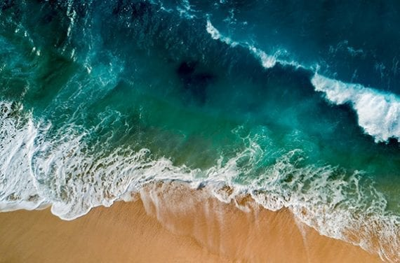 Ocean-related content could focus on conservation or it could simply be a tale of the sea. <em>Image: 翔音.</em>