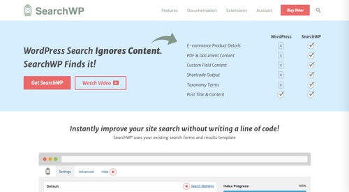 15 Plugins to Improve WordPress Search | Practical Ecommerce