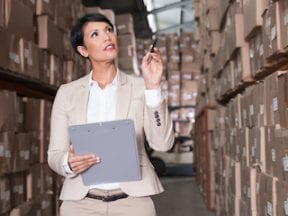 How to Calculate 'Available to Sell' Inventory