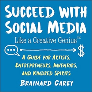 <em>Succeed with Social Media Like a Creative Genius</em>