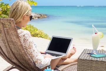 Even online retailers need a break