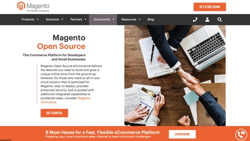 Magento Open Source