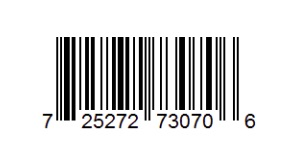 UPC-A barcodes have 12 digits.