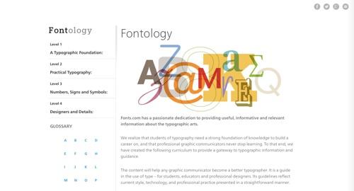 Fontology
