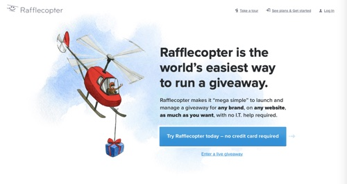 13 Apps to Run Social Media Contests | Practical Ecommerce