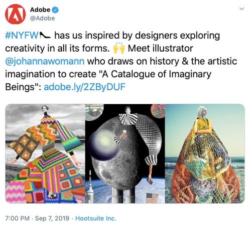 Adobe @Adobe.