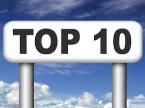 September 2019 Top 10 Our Most Popular Posts